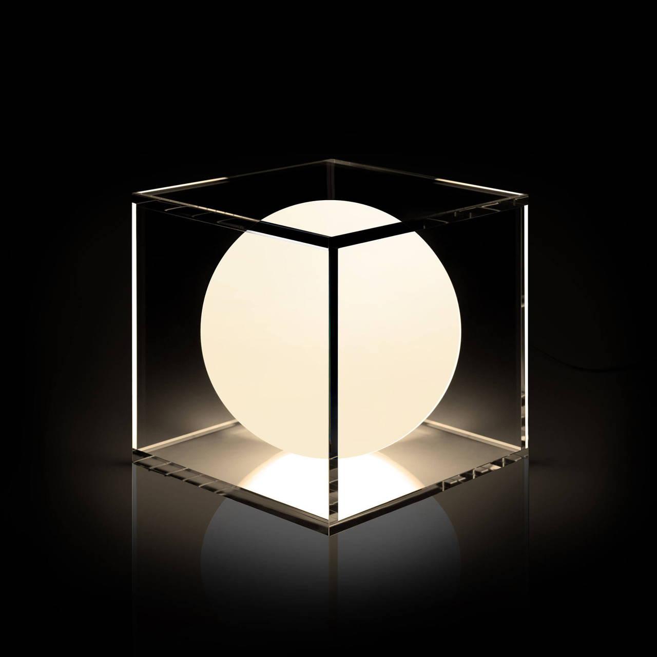 Frame Table Lamp