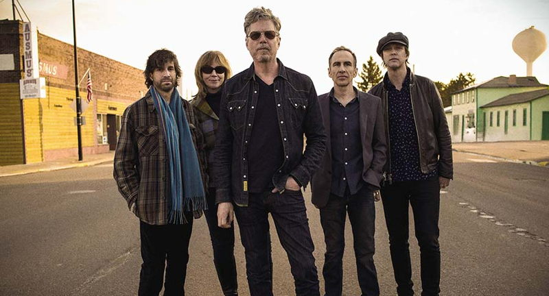 The Jayhawks w/ The Mastersons