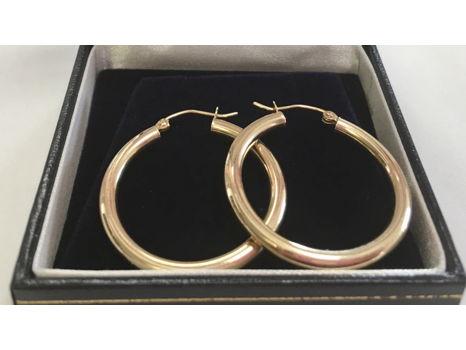 Beautiful 14k Gold Earrings from Wellington & Co.