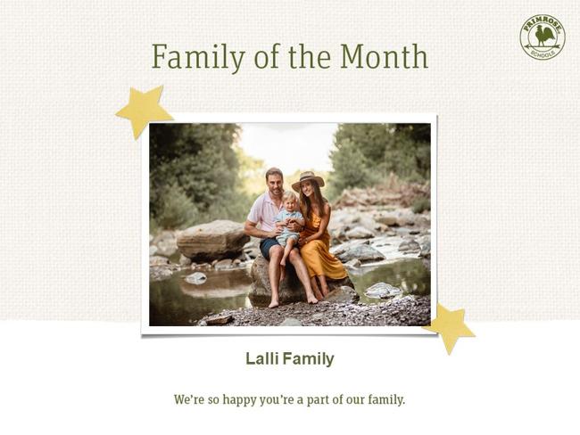 Lalli Family