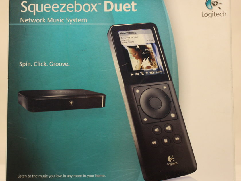 Logitech Squeezebox Duet . Several Available. Pre Black Friday Pricing!