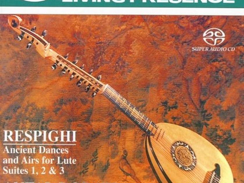 Dorati - Respighi: Ancient Dances and Airs for Lute Suites  Mercury Living Presence SACD