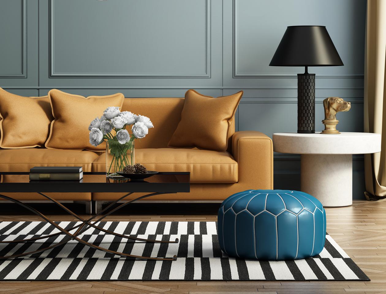 Sieben Tipps, wie Sie alte und neue Möbel stylisch kombinieren