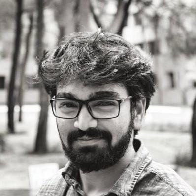 Vineet Sagar, freelance Python developer