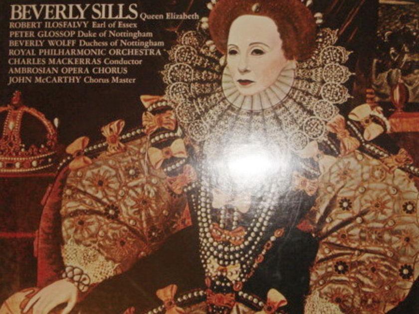 ★Sealed★ ABC Records / SILLS, - Donizetti Roberto Devereux, 3LP Box Set!