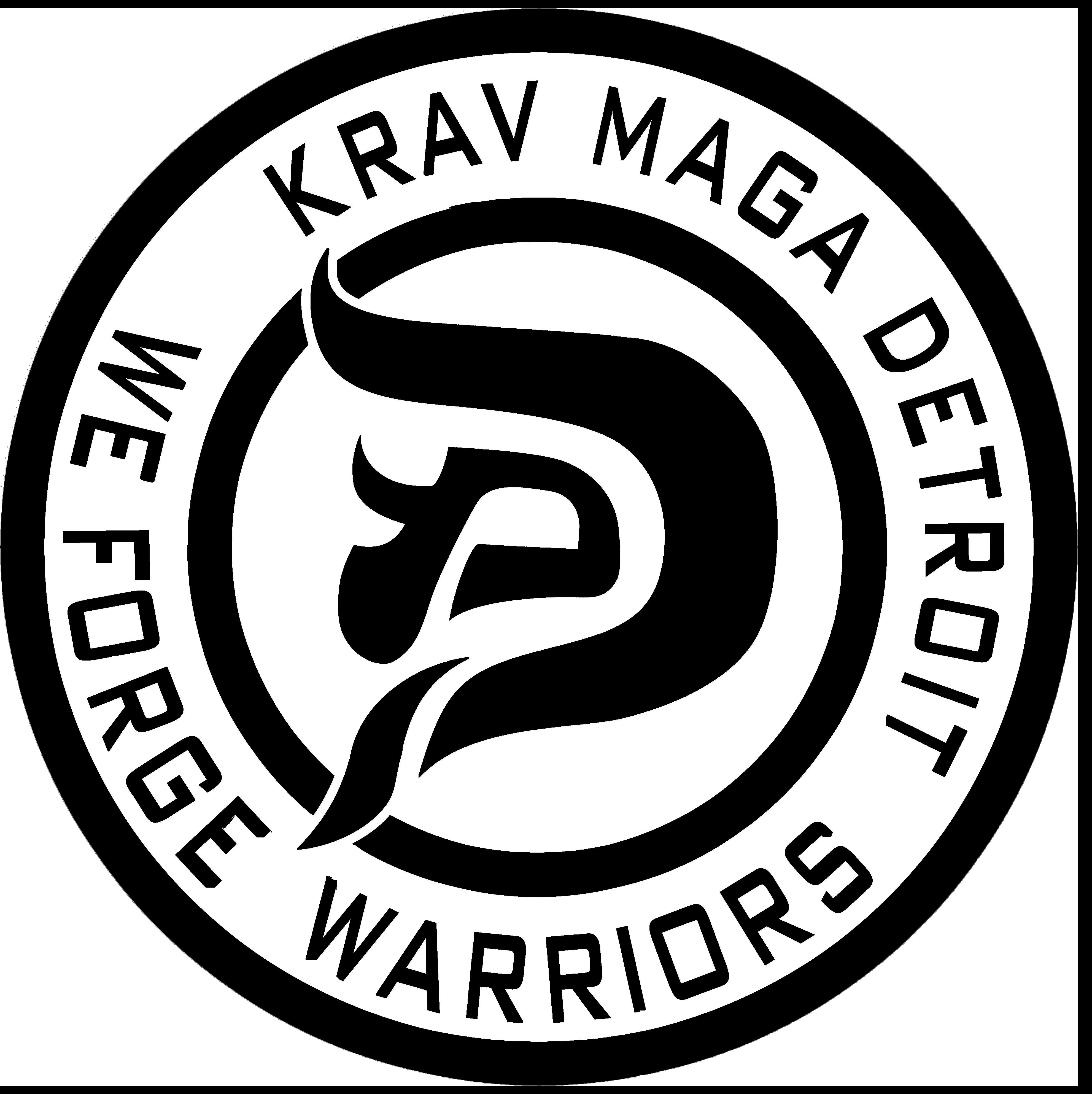 Krav Maga Detroit logo