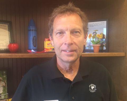 David Bloomquist , Kitchen Helper and Bus Driver