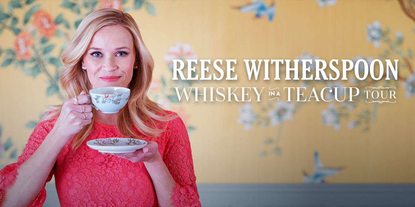 Reese Witherspoon's Whiskey in a Teacup Tour at the Shubert Theatre