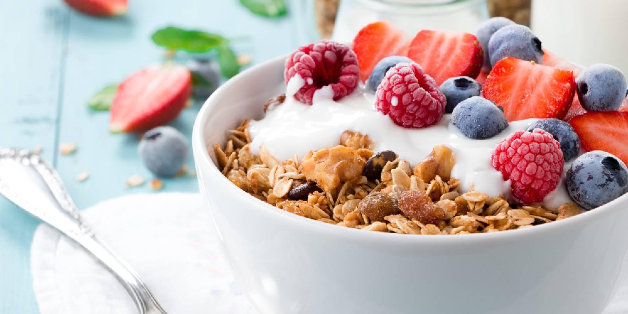 granola yaourt keto low carb