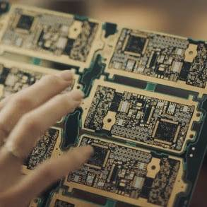 Recycled gold from e-waste