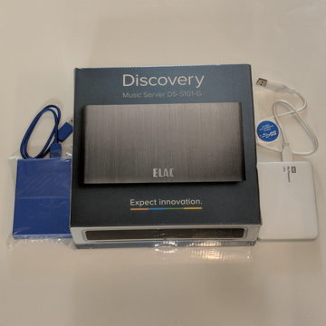 Discovery Series DS-S101-G Music Server