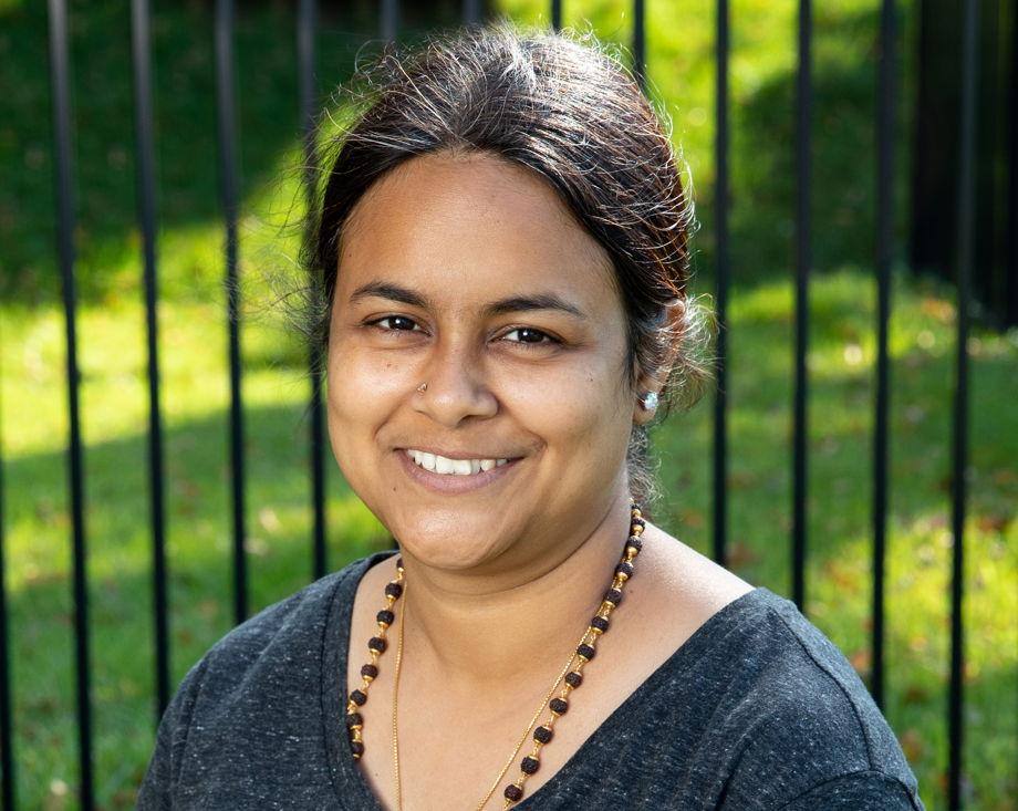 Mrs. Chatterjee , Assistant Preschool Teacher