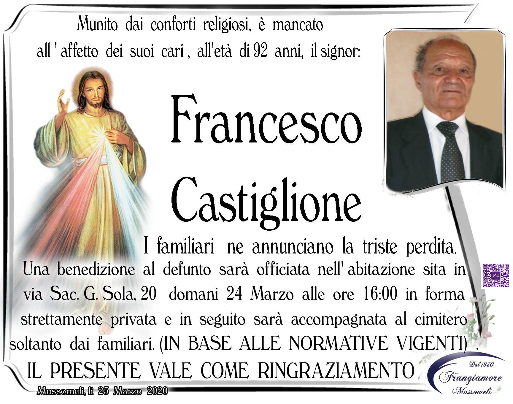 Francesco Castiglione