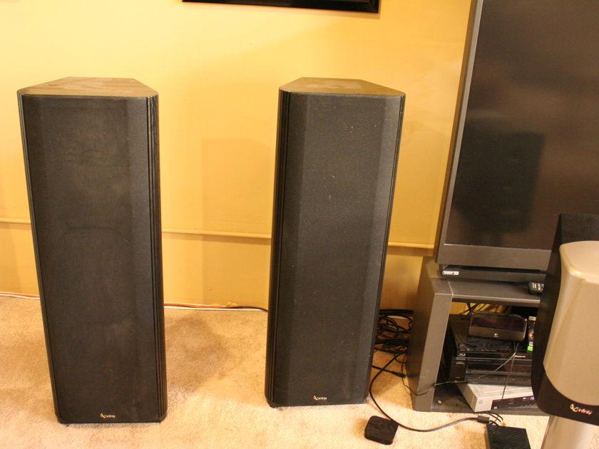 Infinity  Kappa 7.1  Speakers