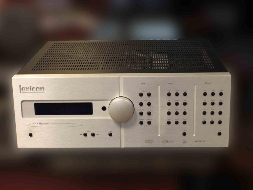 Lexicon RV-5 Surround Receiver