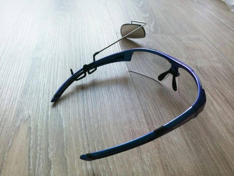 retroviseur lunette universel trottinette
