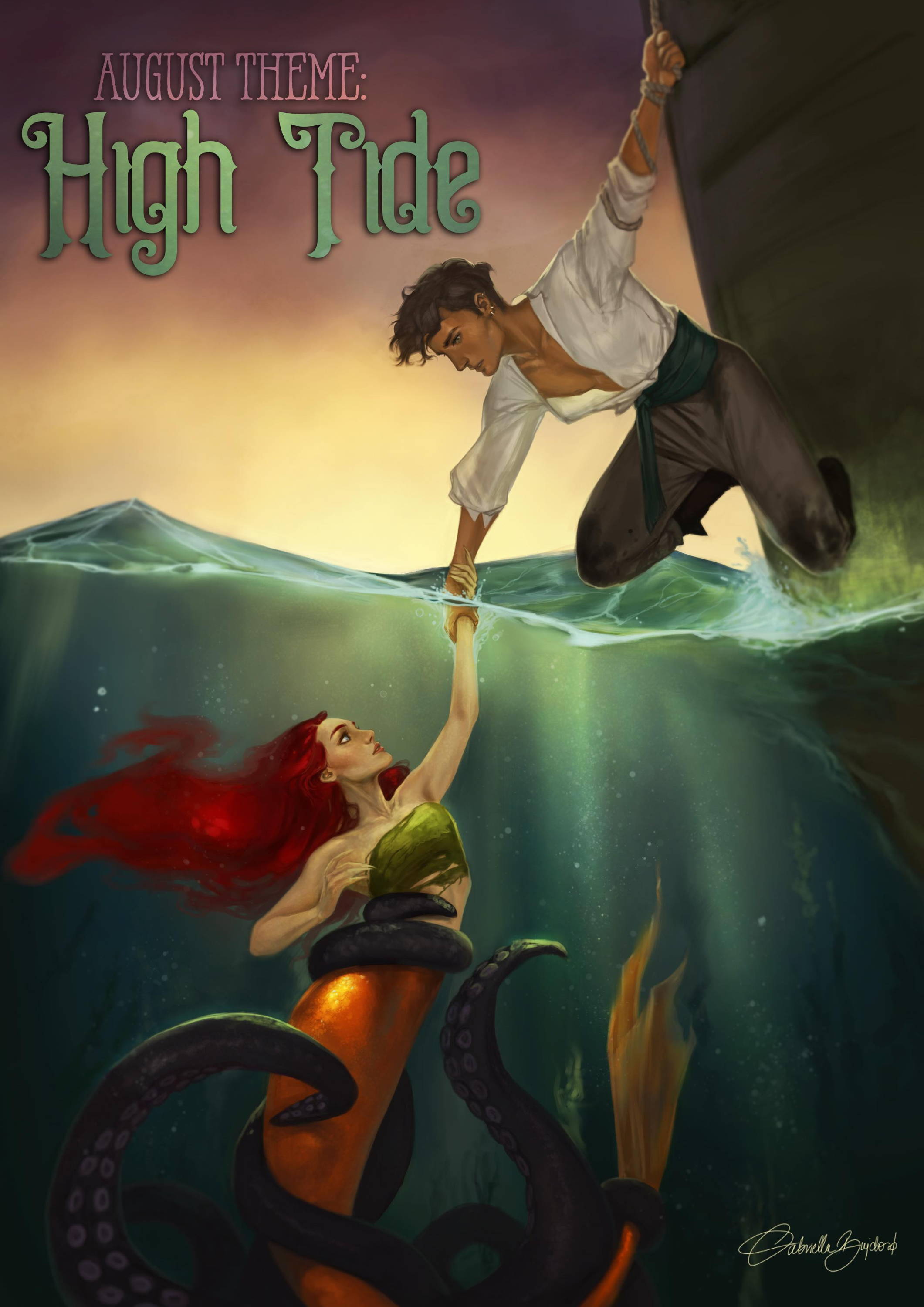 Image result for fae crate august high tides