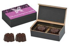 Wedding Return Gifts for Friends- 2 Chocolate Box - Assorted Candies (10 Boxes)