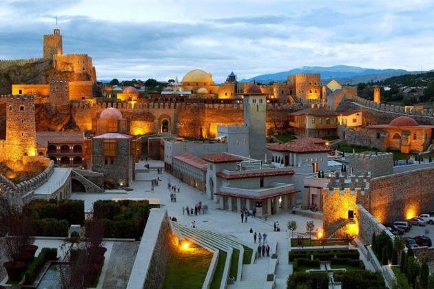 Крепость Рабат, Ахалцихе Грузия