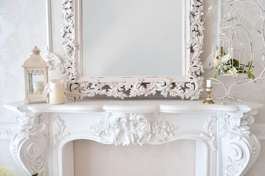 Роскошное зеркало Прованс