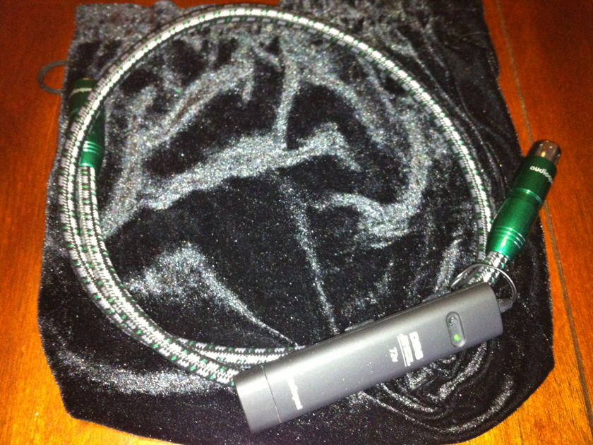 Audioquest Columbia Single Interconnect (1 meter XLR)