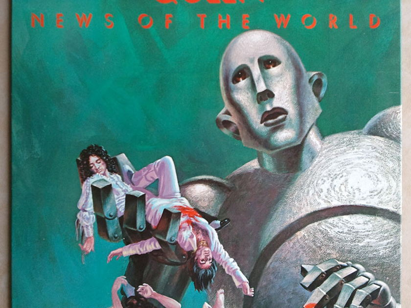 Queen - - News of the World / NM