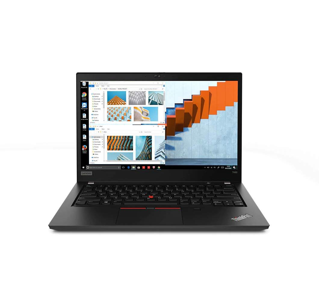 Lenovo Thinkpad T490 2019 Vs Hp Envy 13t 2019 Slant