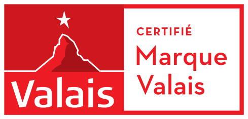 label marque valais