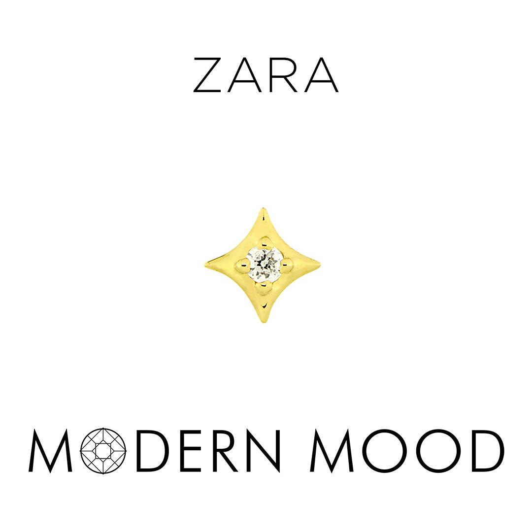 zara star diamond piercing jewelry