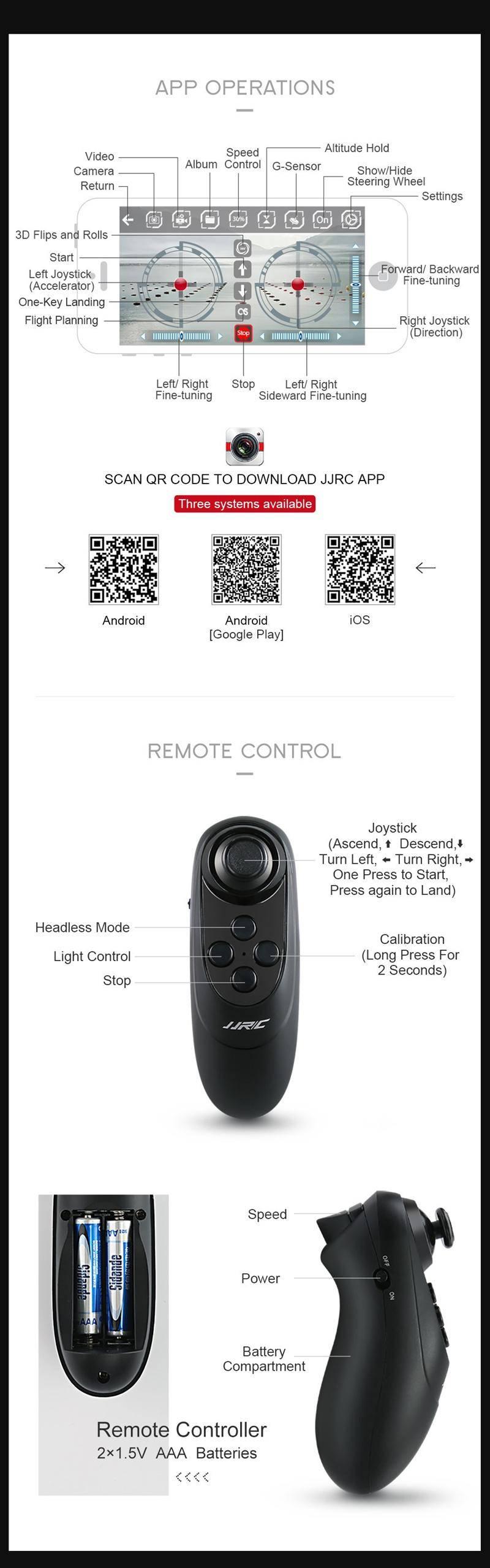 mini drone foto e video
