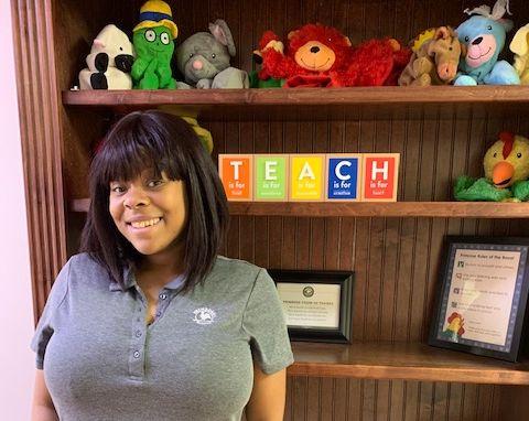 Ms. Jenae Phipps , Support Teacher