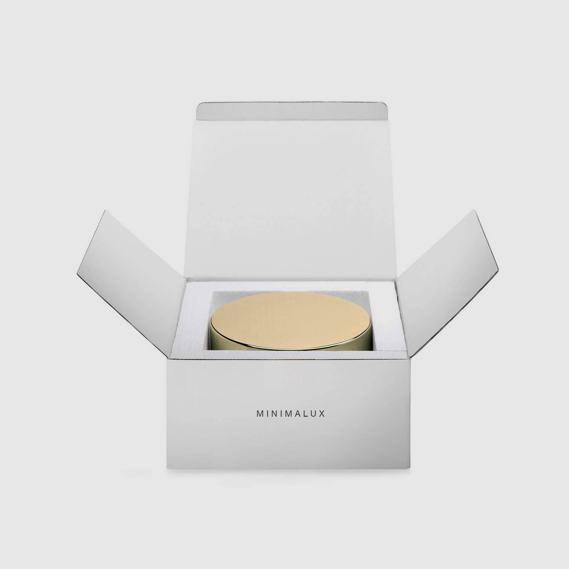 Mirror Disc packaging