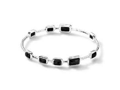 Ippolita Sterling Silver Bangle in Black Onyx