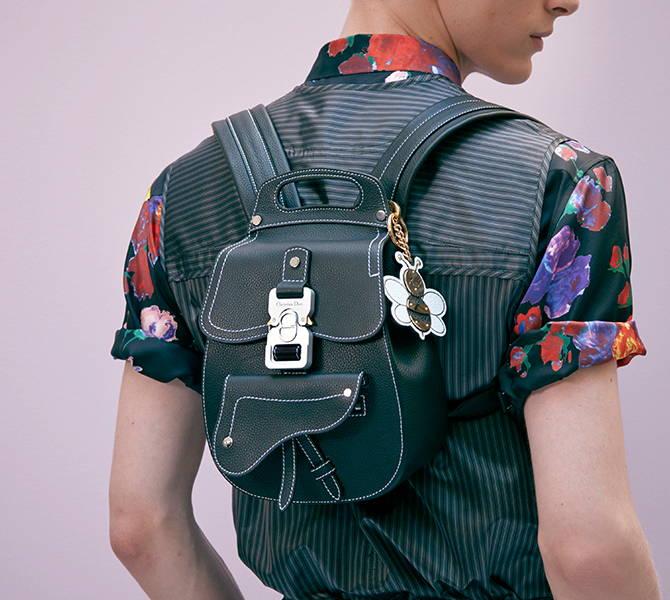 коллекция мужских рюкзаков