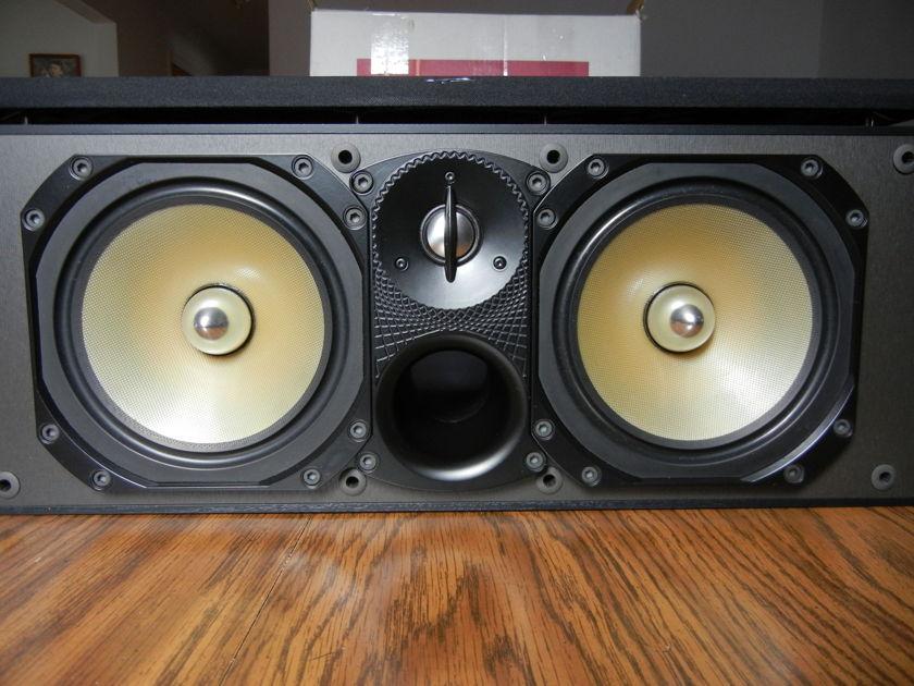 Paradigm CC-470 v3 Center Ch. Speaker Black