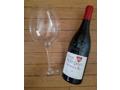 Clos Du Mont-Olivet Chateauneuf- du-Pape and Big Betty Jumbo Wine Glass