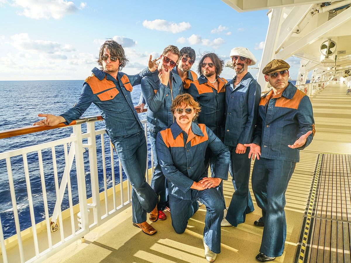 Yacht Rock Revue | Aug 3 | Revolution Hall | Willamette Week