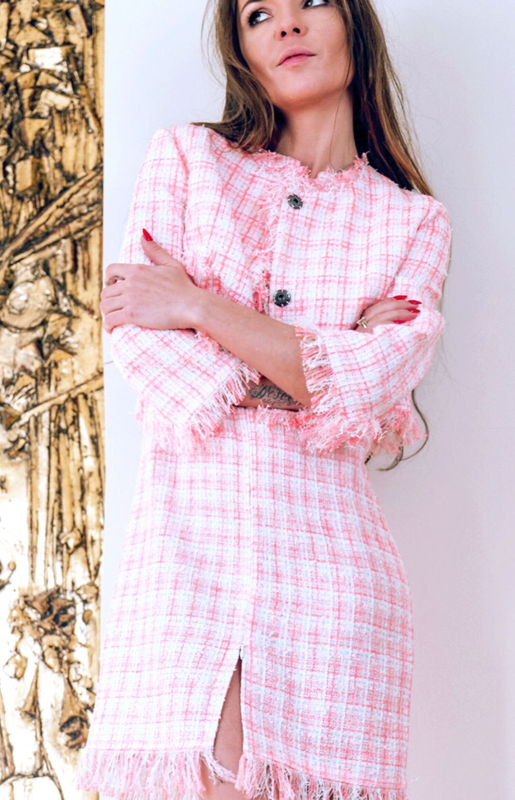 Платье DIET COCO Rosé