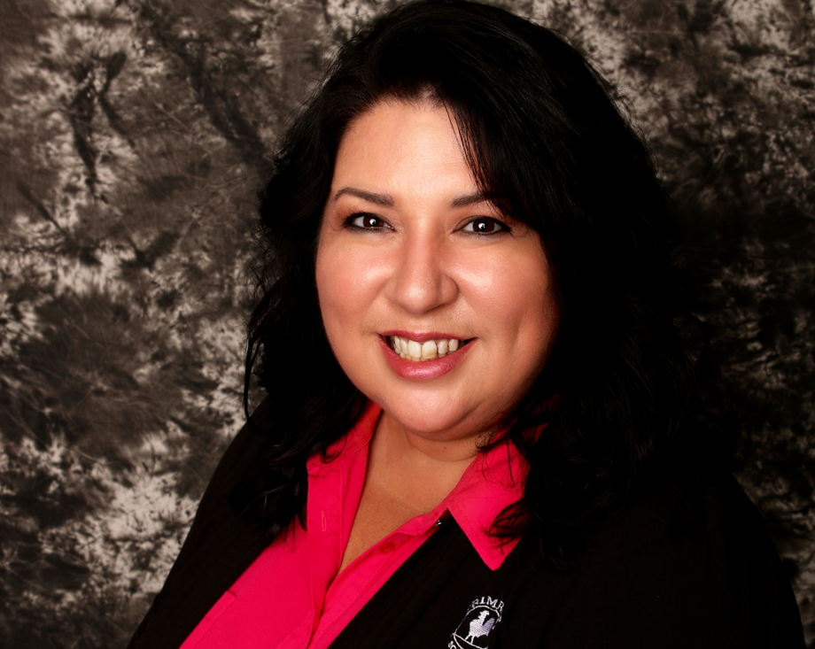 Ms. Michelle Buitron , Director of Admissions