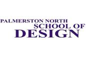 Palmerston North School of Design logo
