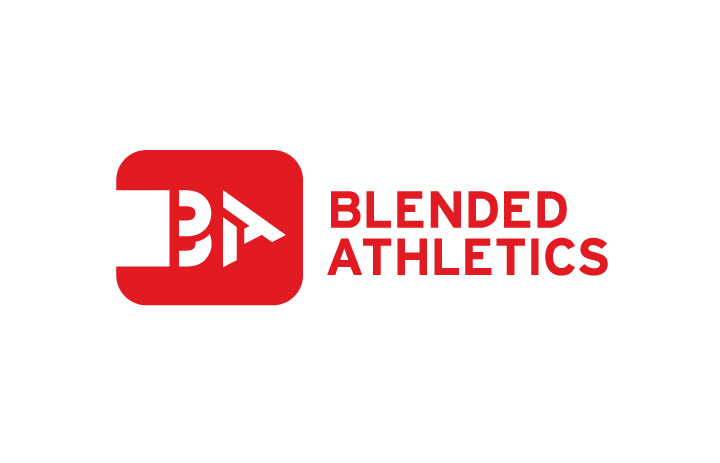 Blended Athletics logo