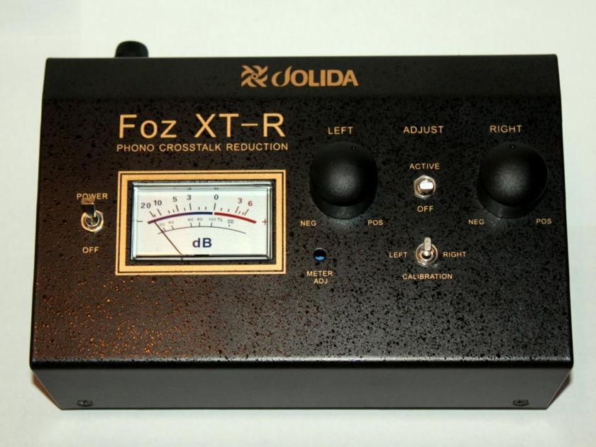 Jolida XT-R Crosstalk eliminator for turntables