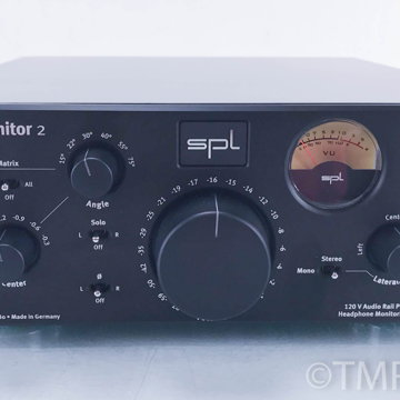 Phonitor 2 Stereo Headphone Amplifier