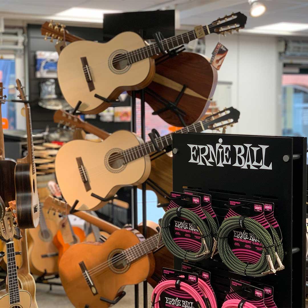 Musikbutik Næstved