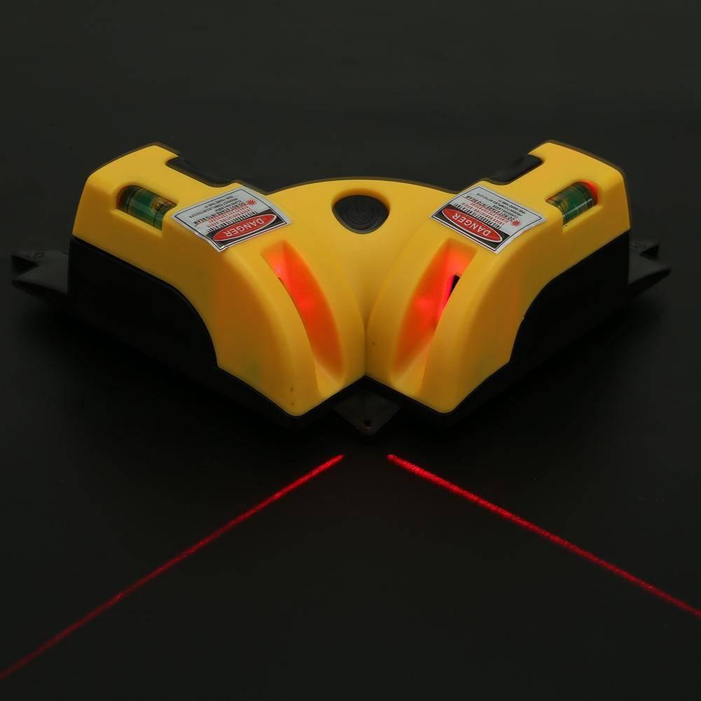 90 Degree Square Laser Level