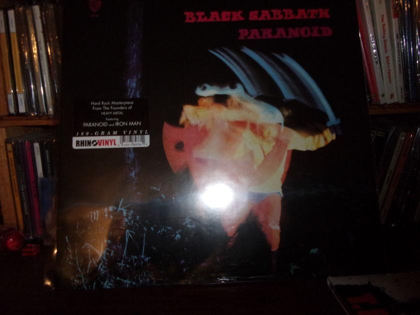 Black Sabbath - Parinoid 180 Gram LP