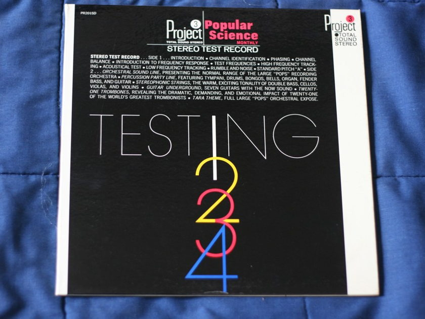 Popular Science - Testing 1 2 3 4 PR201SD