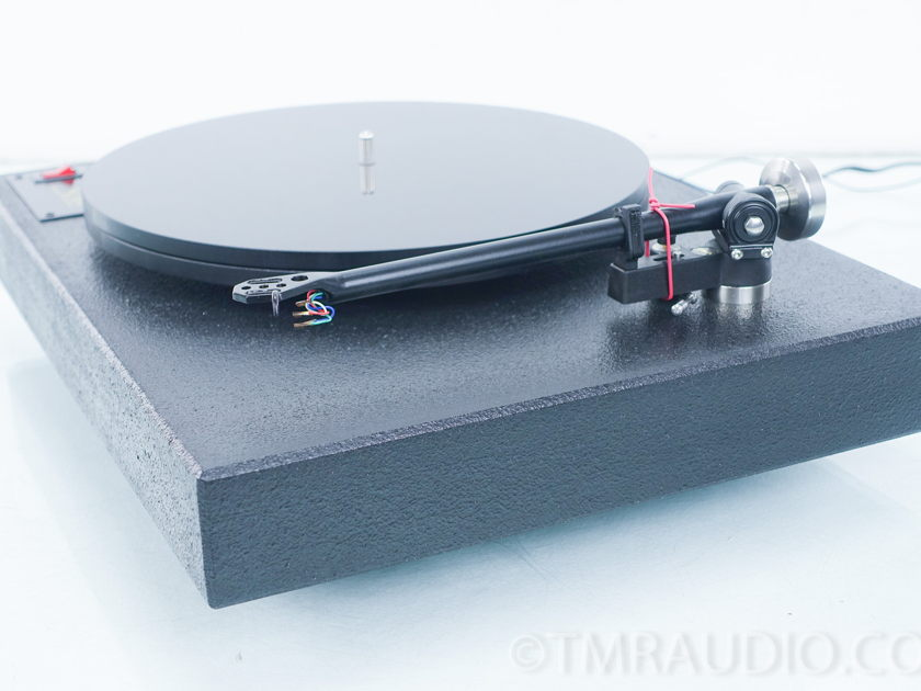SOTA Comet S300 Turntable; RB300 Tonearm, Groovetracer; I-Clamp (7580)