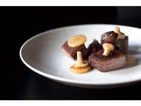 Modern Cuisine with a U.K Sensibility at The Clocktower, NYC