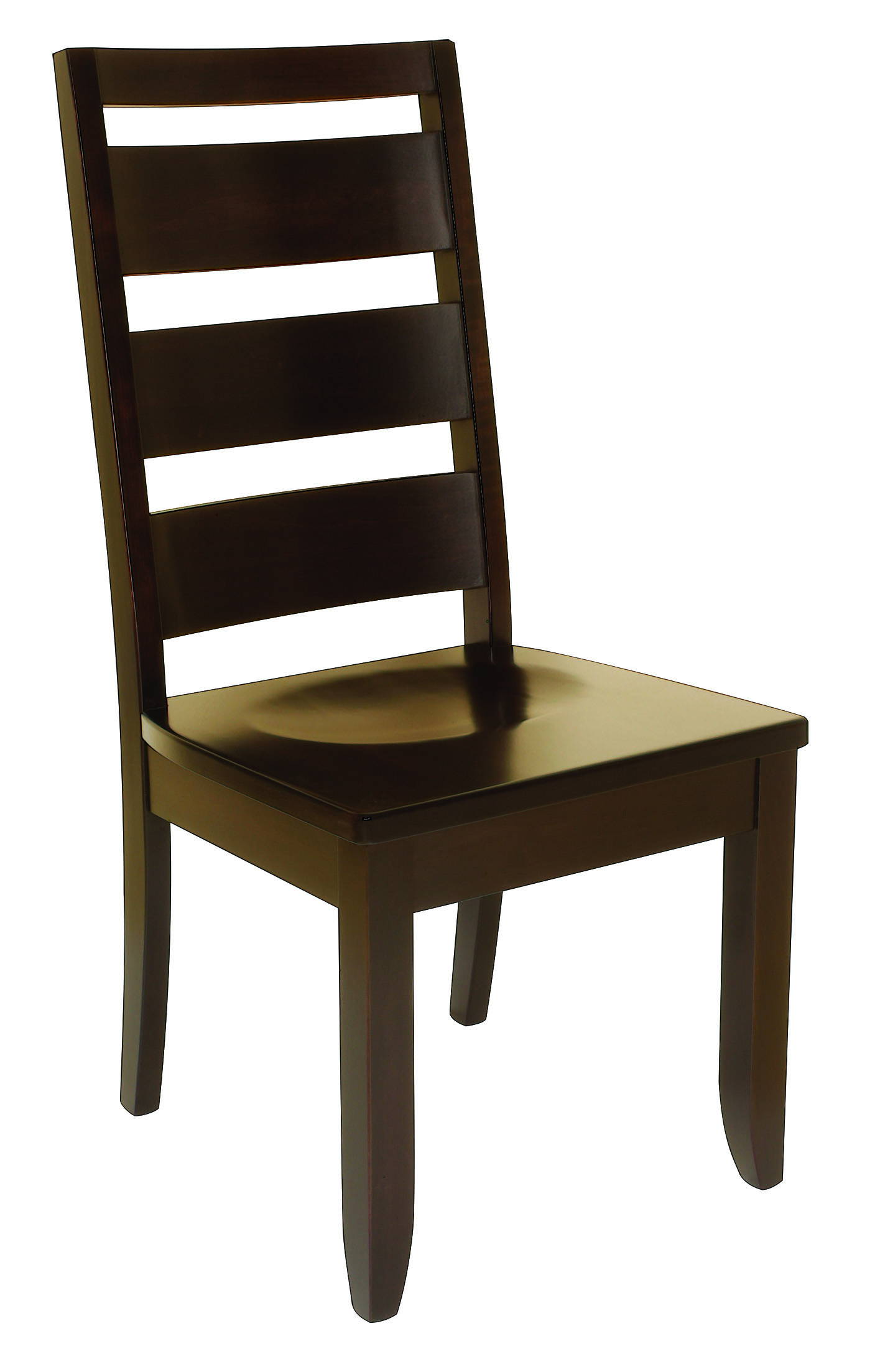 Lakeland Solid Wood, Handcrafted Kitchen Chair or DIning Chair from Harvest Home Interiors Amish Furniture